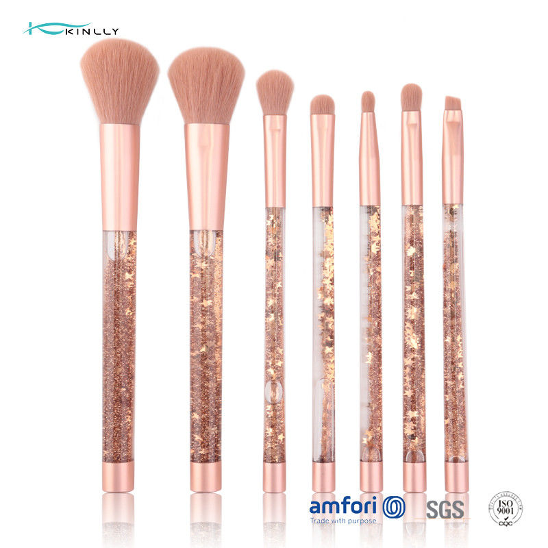 Synthetic Hair SGS 200mm 10 Piece Makeup Brush Set